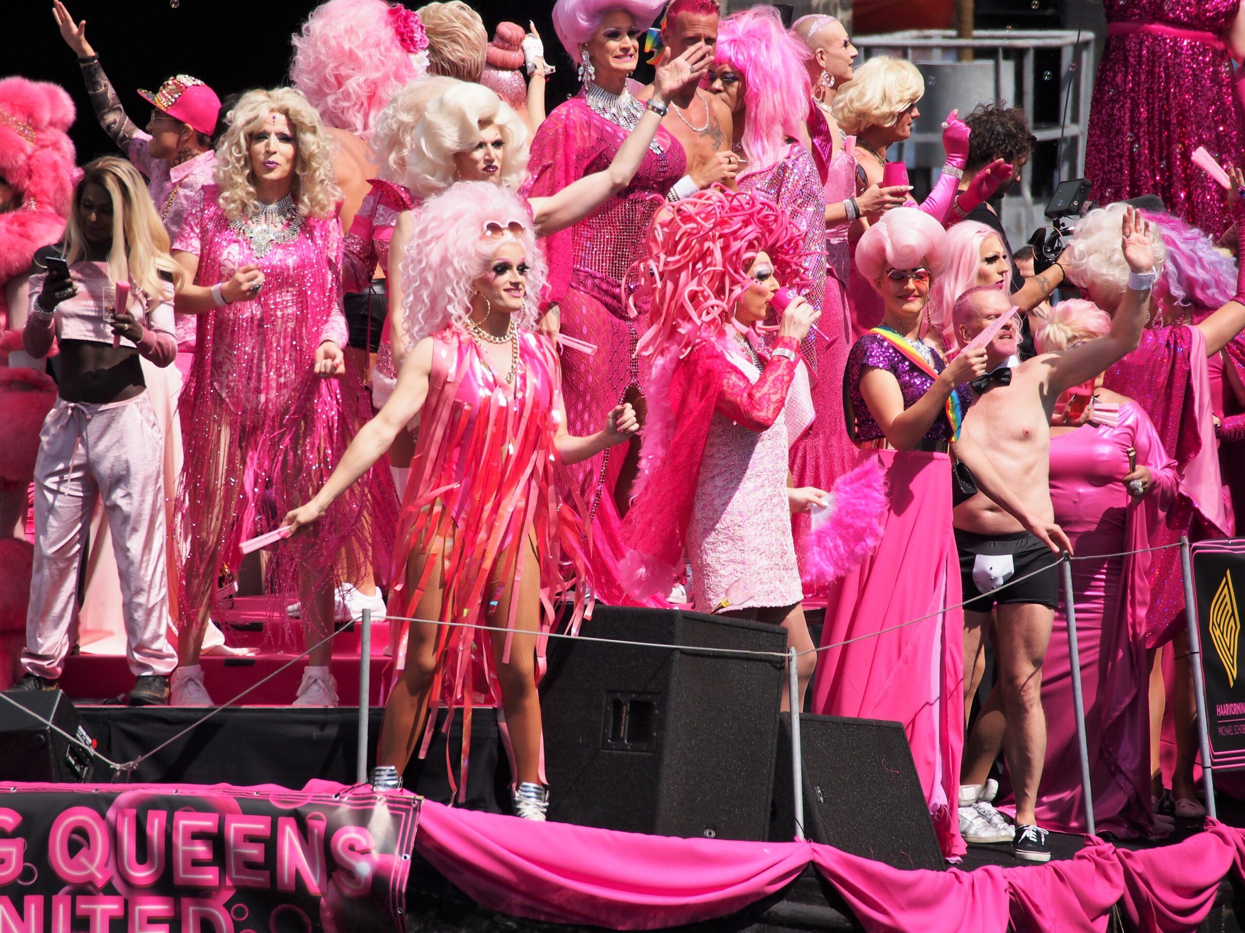 Mondo nascosto drag queen musica