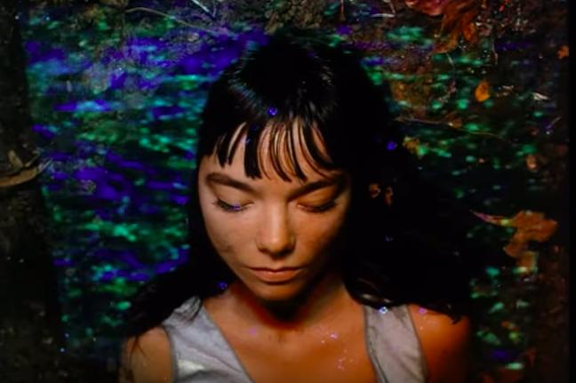 Náttúra Björk Thom Yorke