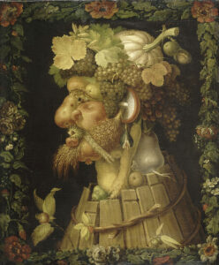 Arcimboldo, Autunno, 1573