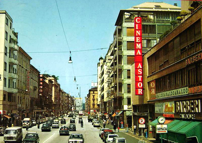 cinefilo a Milano