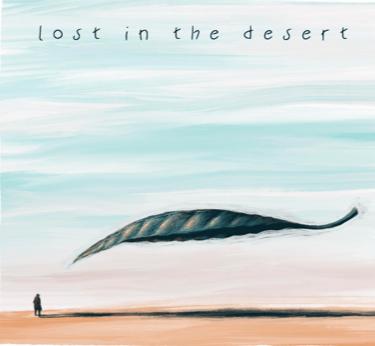 lost in the desert