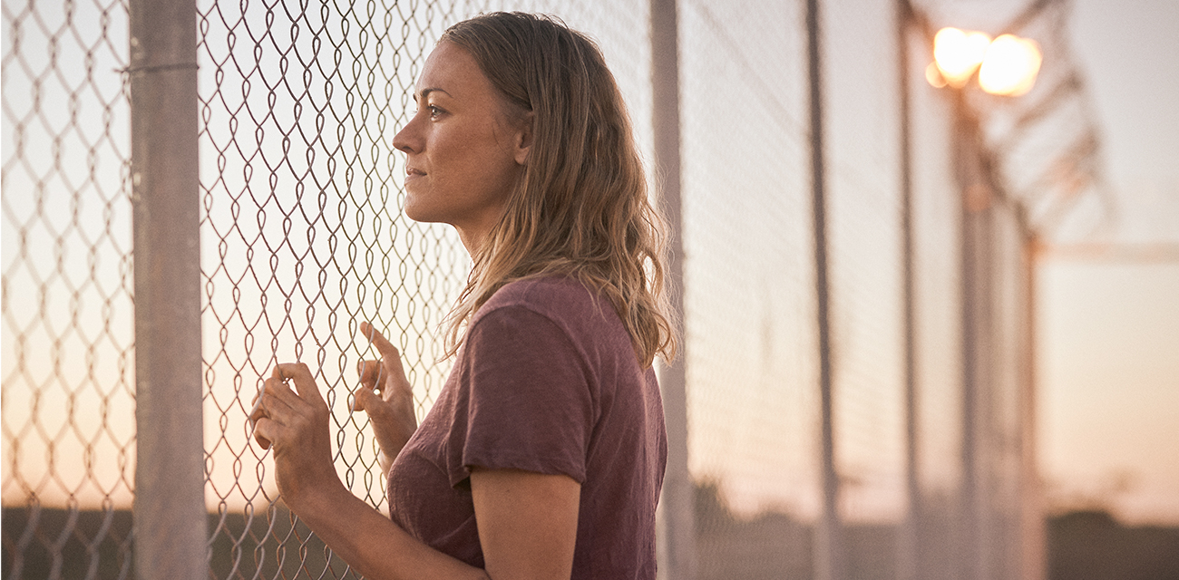 Stateless serie tv Netflix Yvonne Strahovski