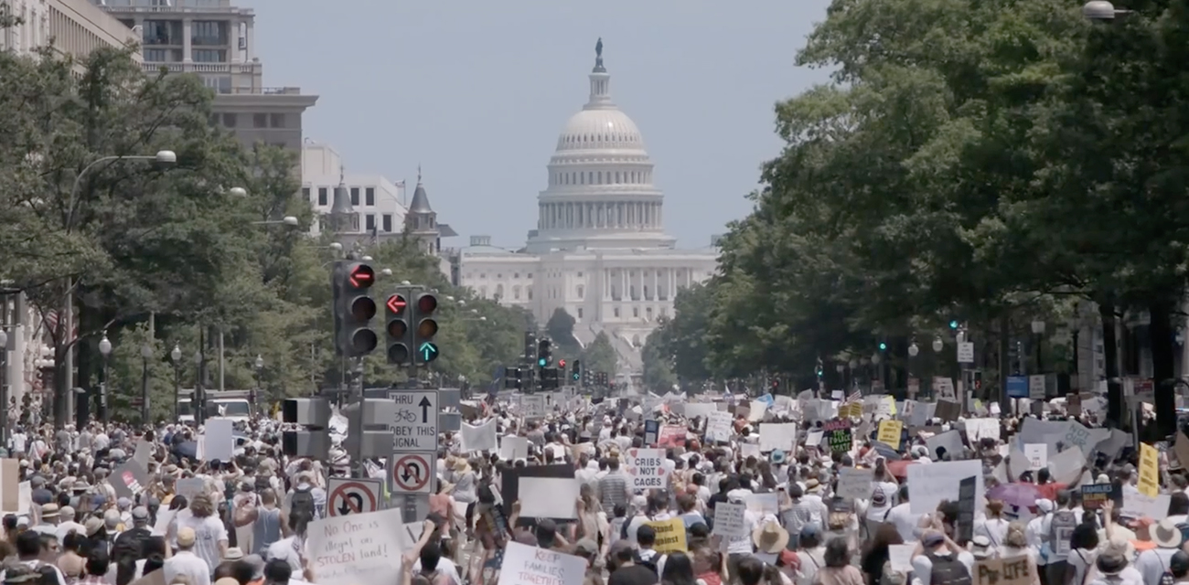 Immigration Nation Netflix documentario Trump