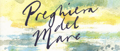 preghiera del mare