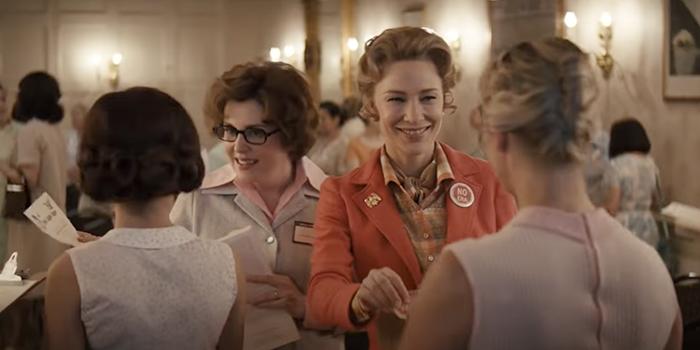 Mrs America Cate Blanchett serie tv ottobre