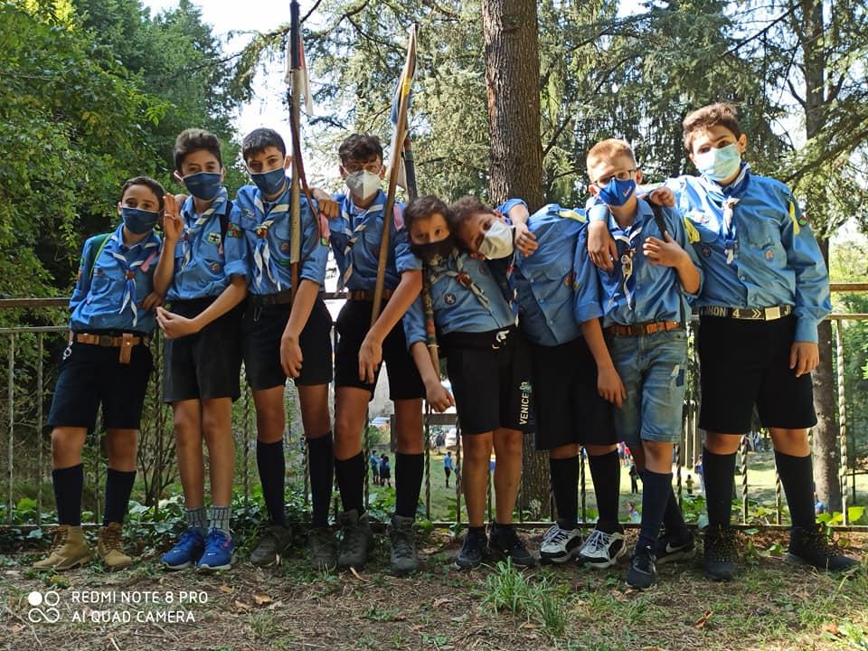 Grupp Scout Olevano Romano 1
