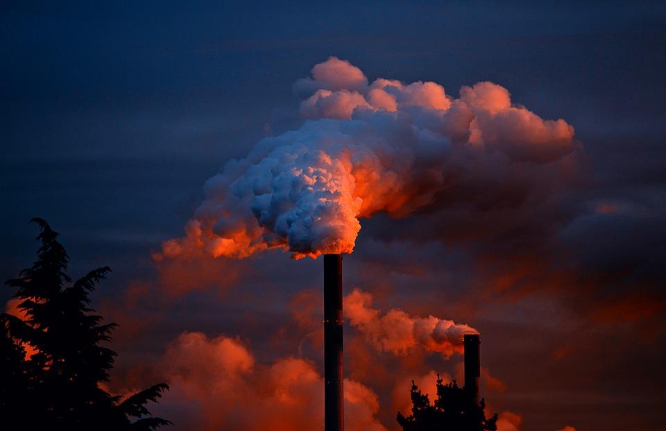 inquinamento atmosferico in Europa