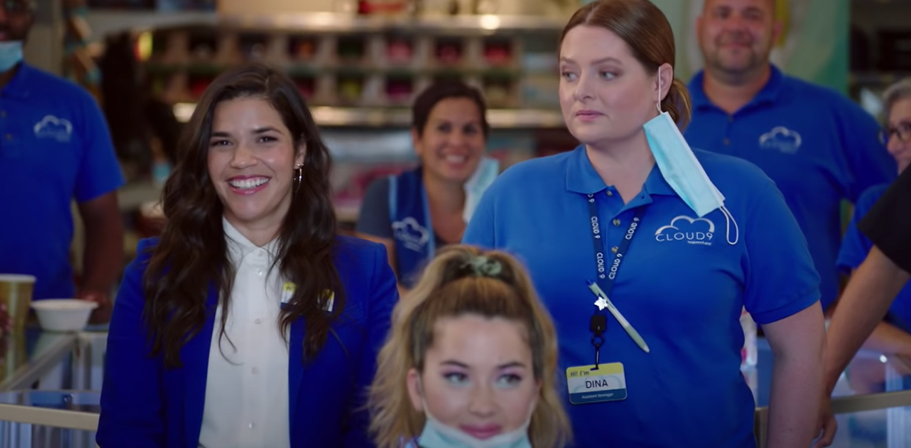Superstore serie tv isolamento