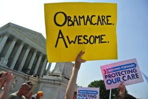 manifestazione pro obamacare