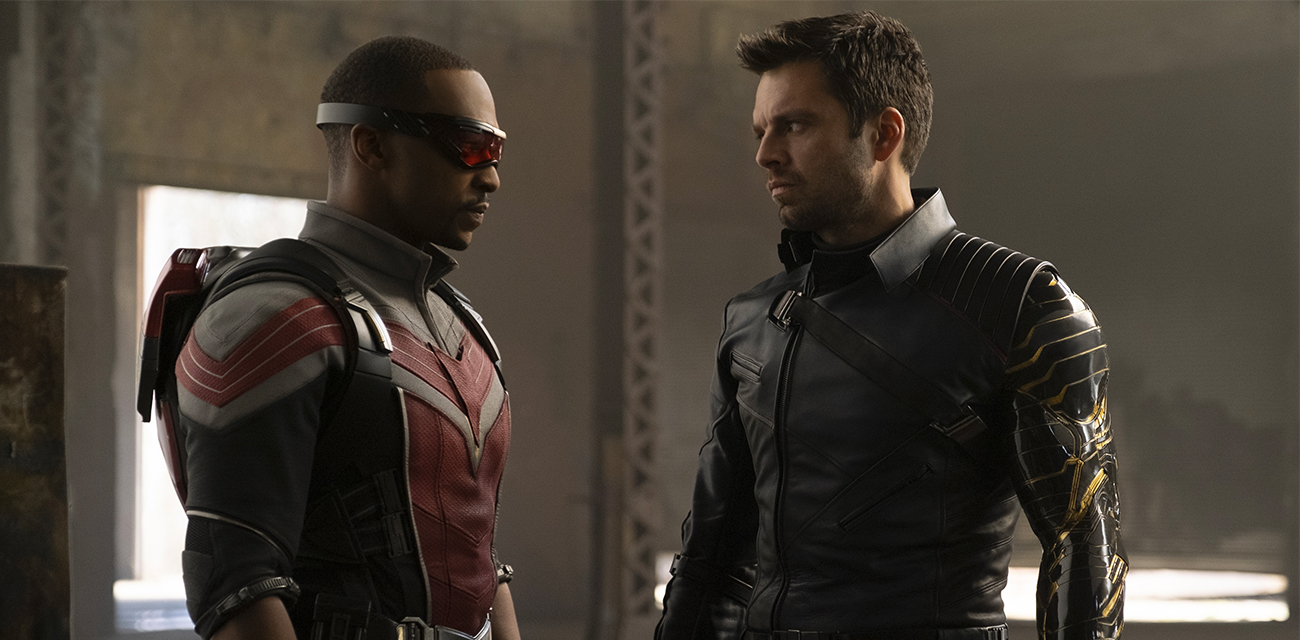 The Falcon and the Winter Soldier serie tv marzo