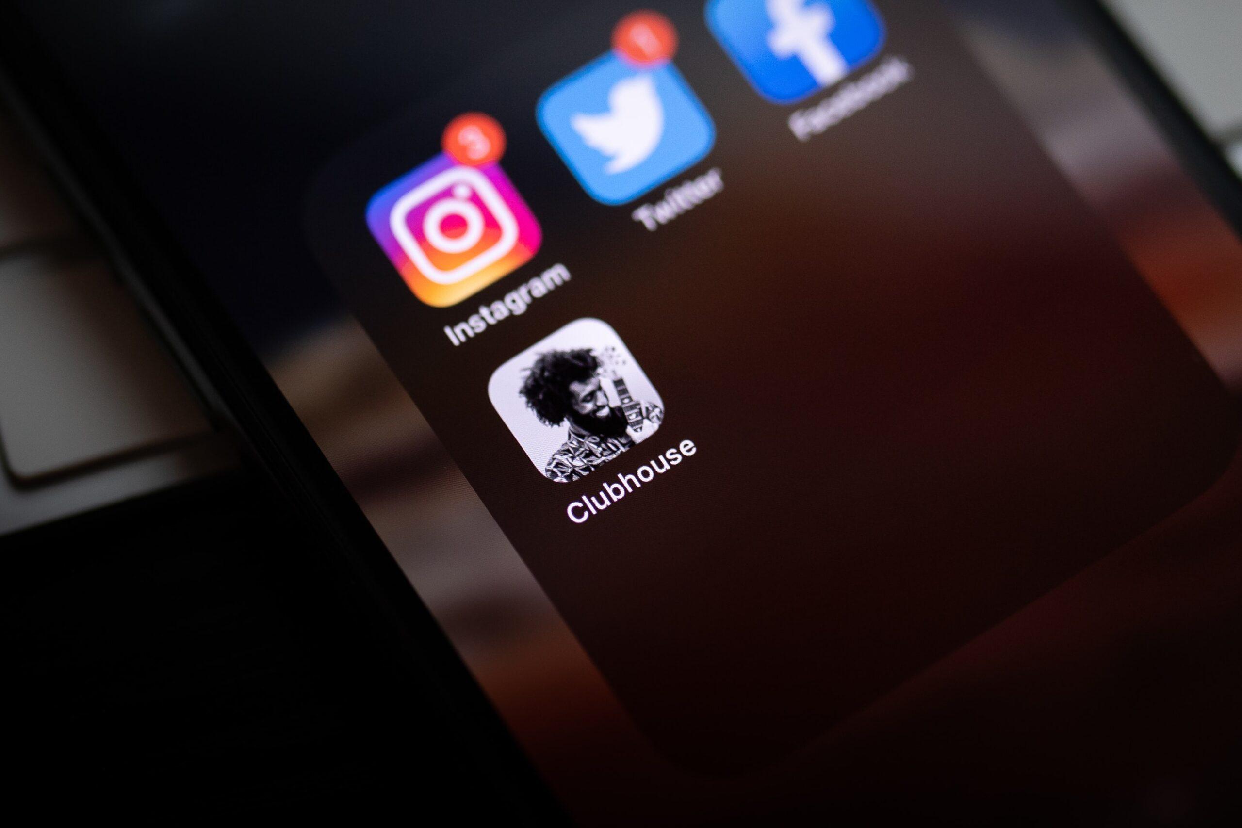 Clubhouse il social network del momento presente solo su iOS