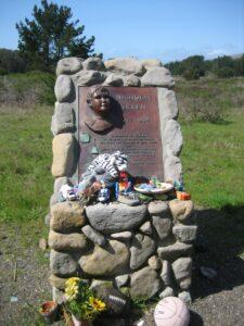 Un monumento dedicato a Nicholas Green