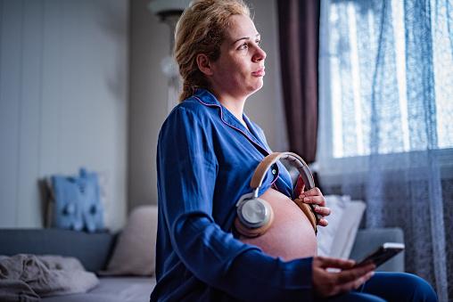 musica in gravidanza