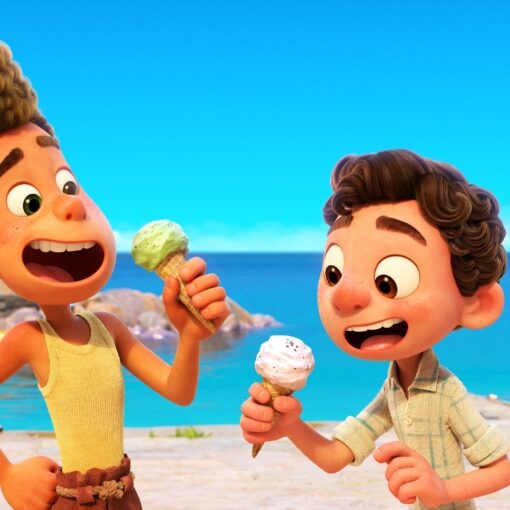 Luca Pixar film e serie tv giugno