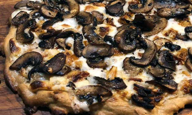 STEVE'S Cassava Pizza Crust