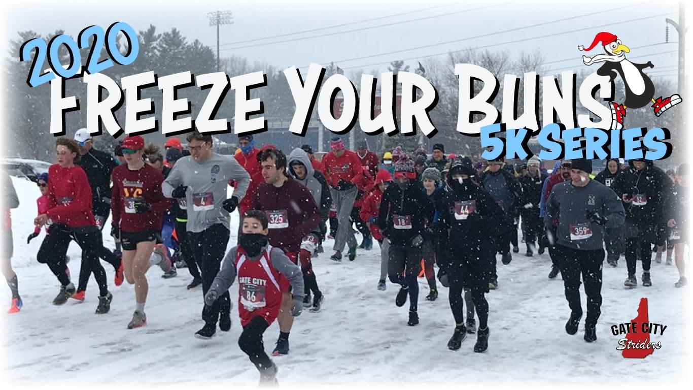 2020 Freeze Your Buns