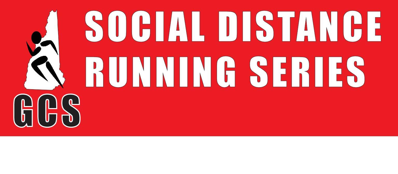 Social Distance Logo