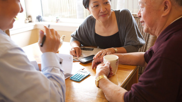 family financial conversations