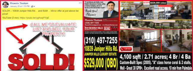 PhoenixThottam.com (DRE#01710790) – Keller Williams Beverly Hills (W: 310.497.7255)