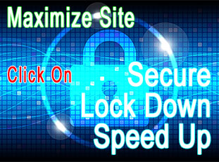 Security - Lock Down - Speed Up