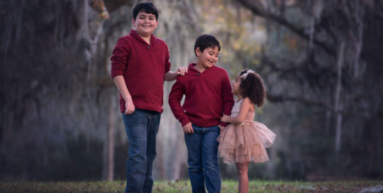 Family and Child photography in Richmond Texas