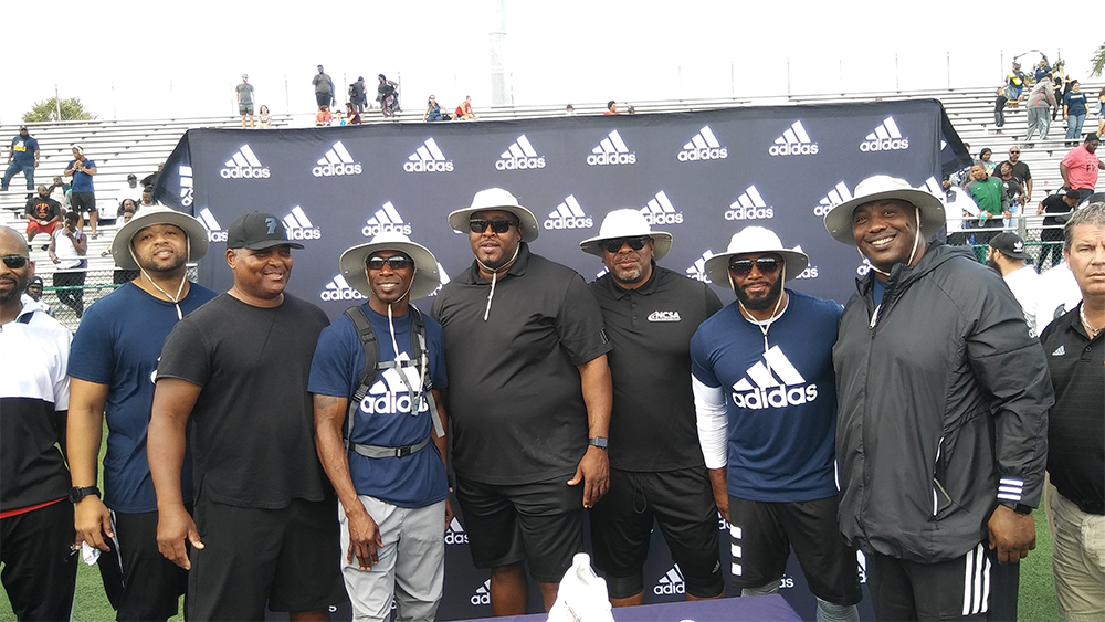 Coaches | Rivals 3 Stripe Camp: Miami FL | Priest Holmes Blogs | Priest Holmes Media