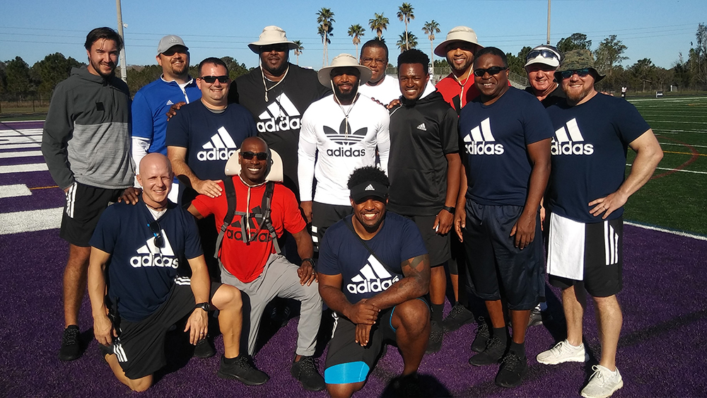 Coaches   Rivals 3 Stripe Camp: Orlando FL   Priest Holmes Blogs   Priest Holmes Media