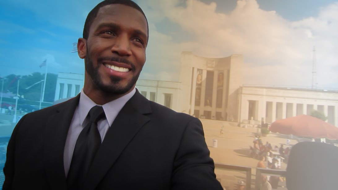 Substance   Priest Holmes Speaking Engagements   Priest Holmes Booking   Official Priest Holmes Website