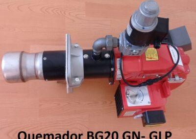 quemador BG20 GN-GLP
