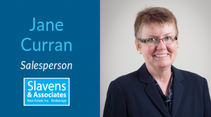 Meet Jane Curran | Salesperson with Slavens & Associates