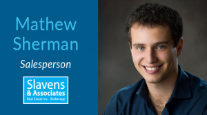 Meet Mathew Sherman | Salesperson with Slavens & Associates
