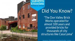 Did You Know? Don Valley Brick Works