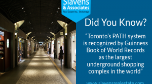 Did You Know? Toronto's PATH Is Recognized By Guinness Book Of World Records