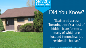 Did You Know? Toronto's Hidden Transformers