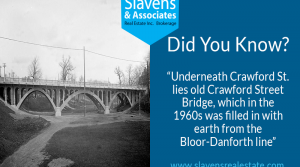 Did You Know? Toronto's Hidden Bridge