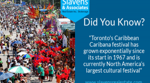 Did You Know? Toronto's Caribbean Caribana