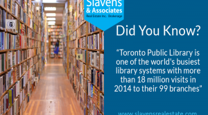 Did You Know? Toronto Public Library
