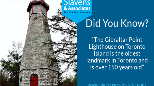 Did You Know? The Gibraltar Point Lighthouse