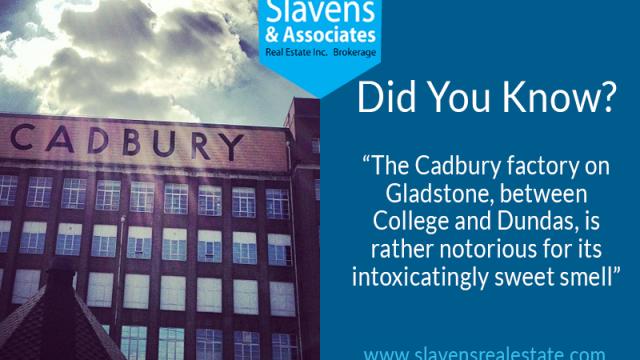 Did You Know? Gladstone Cadbury Factory