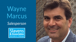 Meet Wayne Marcus | Salesperson with Slavens & Associates