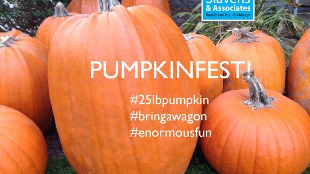 Free Pumpkins, Ice Cream & Face Painting Pumpkinfest!