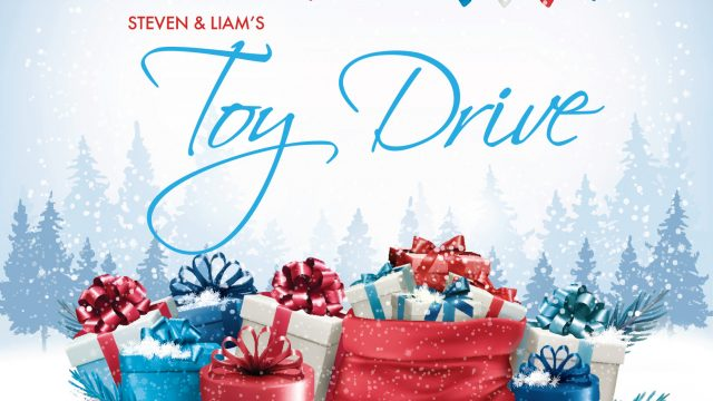 Please give to our annual Toy Drive!