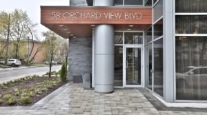 58 Orchard View Boulevard #1807