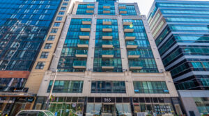 263 Wellington St W #501