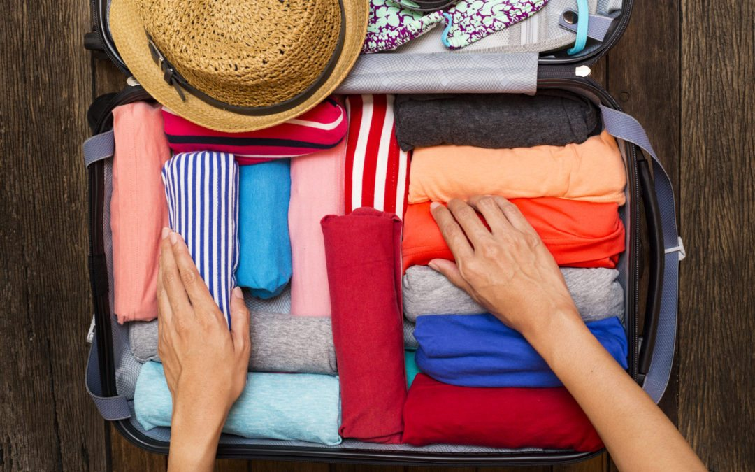 How to Make Your Packing Easier!
