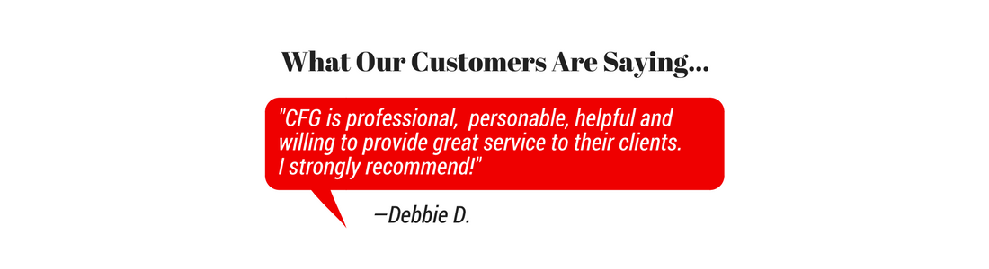 Customer Review Debbie D