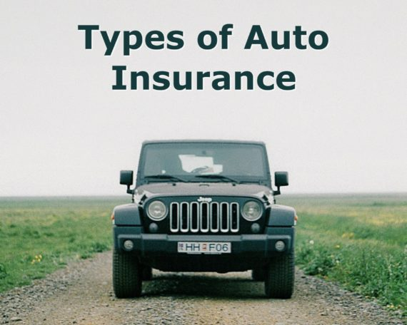 Jeep with auto insurance