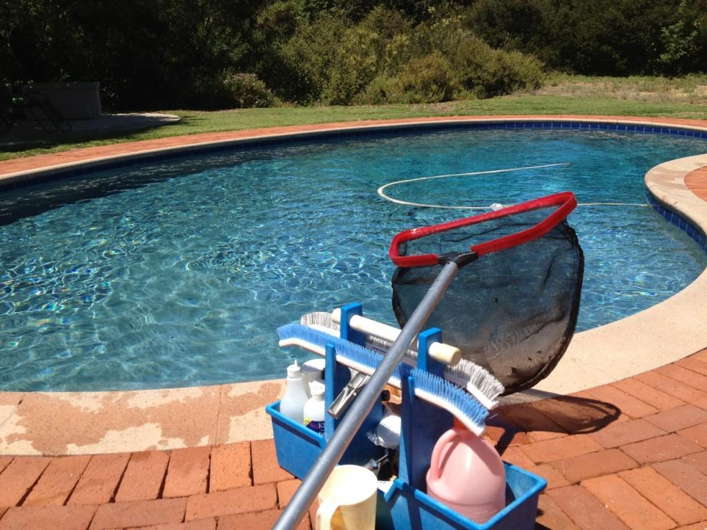 Pool caddy