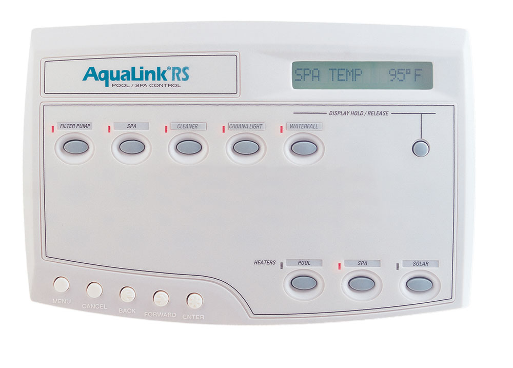 Pool Automation