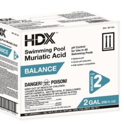 Swimming Pool Muriatic Acid